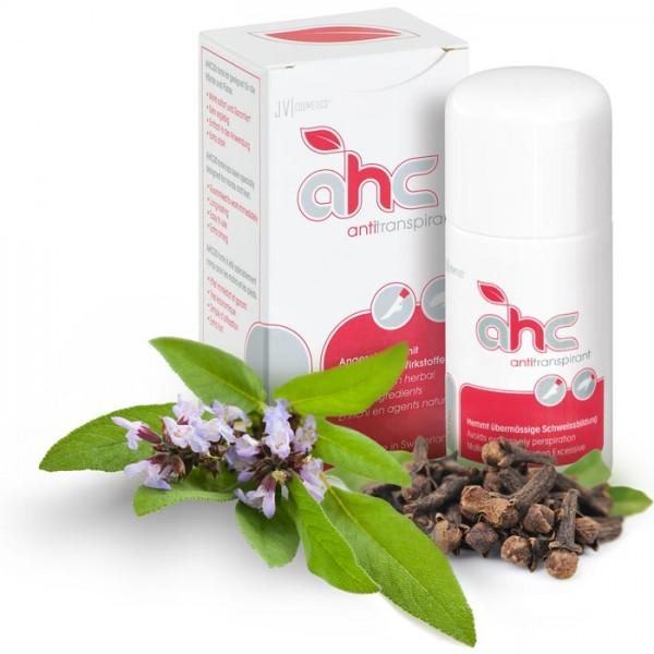 AHC forte Antitranspirant, 30ml von JV Cosmetics
