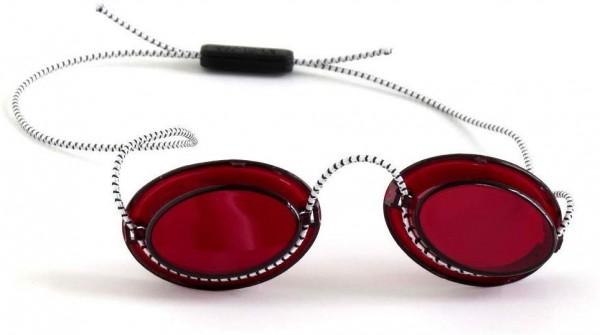 Saalux UV-Schutzbrille mit Gummizug (klein)