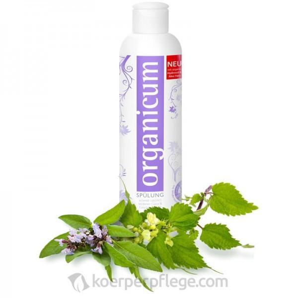 Spar-Set: 3x organicum Spülung (je 250 ml)