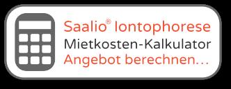Saalio Iontophoresegerät kaufen oder mieten