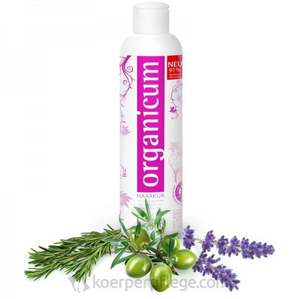 organicum vegane Haarkur ohne Tierversuche